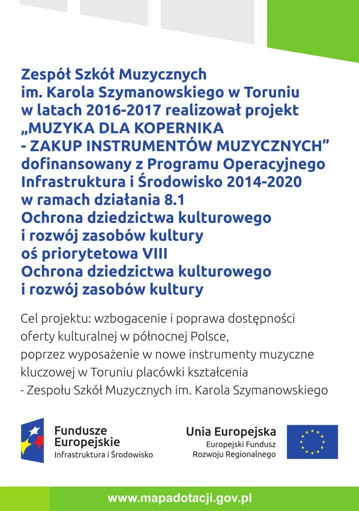 Muzyka dla Kopernika - Zakup Instrumentów Muzycznych